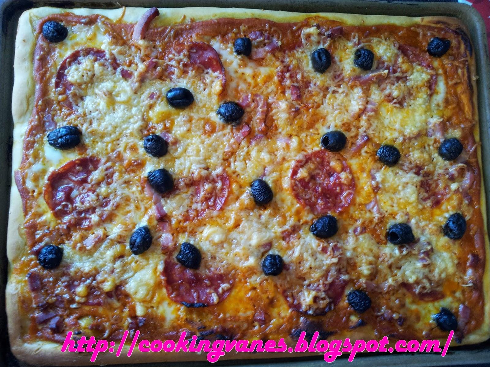 la cuisine de mimi p 226 te 224 pizza au levain
