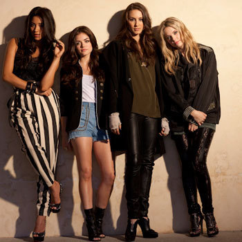 Pretty Little Liars Lovers: Títulos de la cuarta temporada