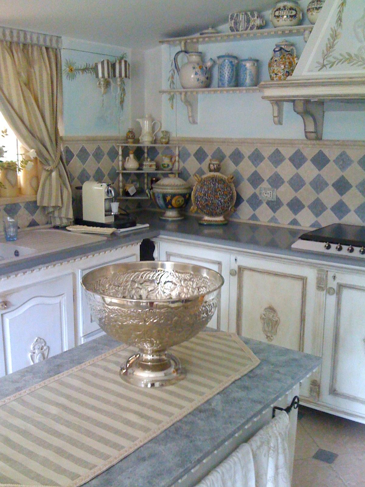 BOISERIE & C.: La Cucina di Marzia Sofia