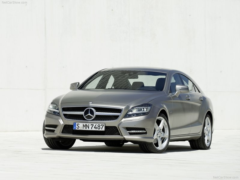 Car dinal 2012 mercedes cls amg model for future for Upcoming mercedes benz models
