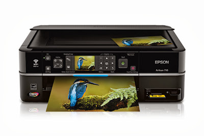 Download Epson Artisan 710 All-in-One Printer Driver and guide how to install