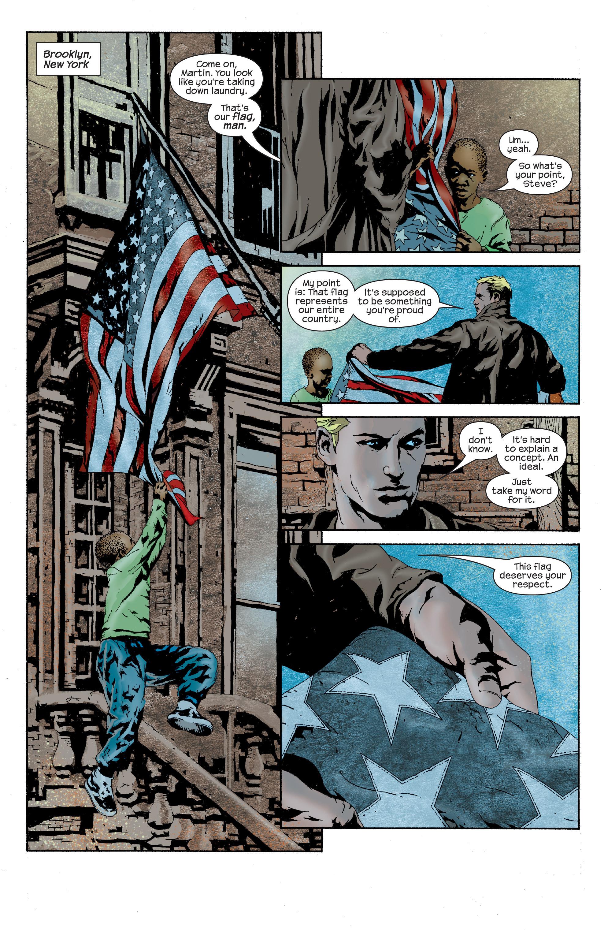 Captain America (2002) Issue #12 #13 - English 3