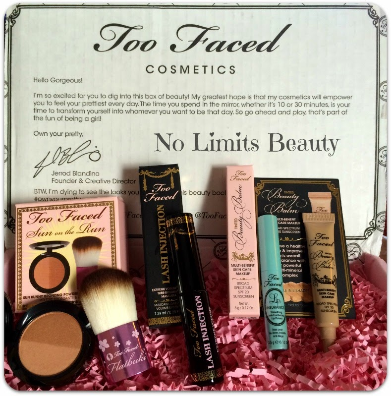 Compra en Too Faced con Shipito