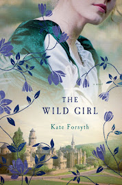 Current Giveaway:  THE WILD GIRL by Kate Forsyth