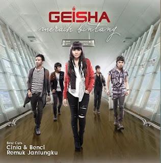 Geisha Meraih Bintang