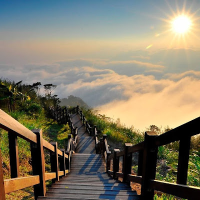 Parque Nacional de Yushan en Taiwan - National Park