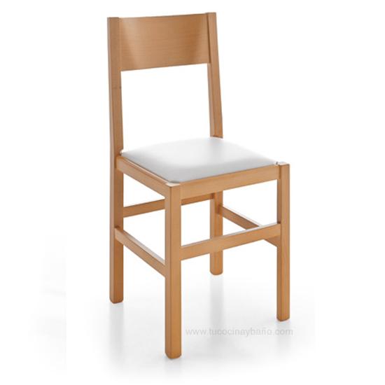 silla cocina madera lucia tu cocina y ba o