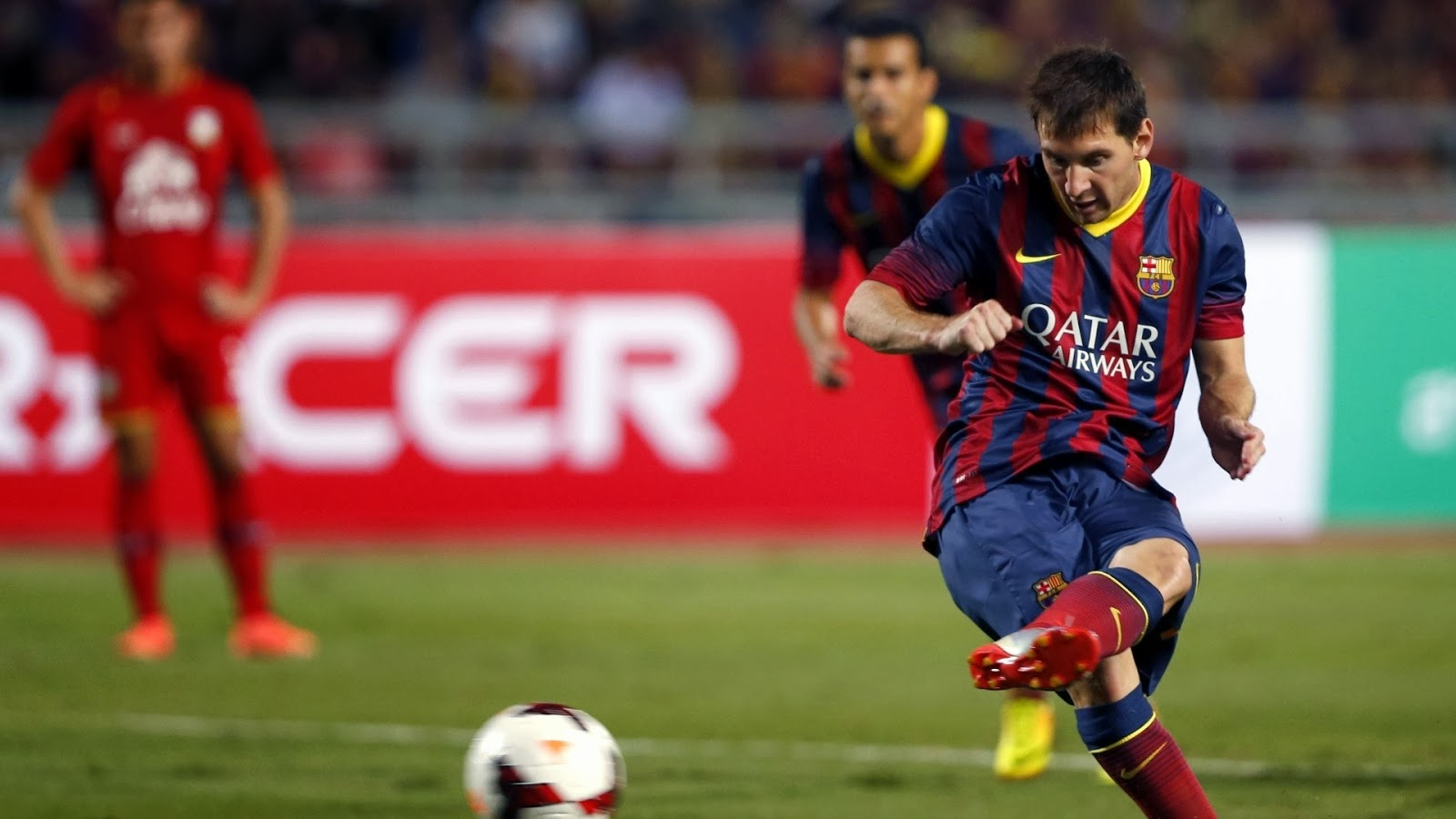 Lionel Messi Football Player Latest HD Wallpapers