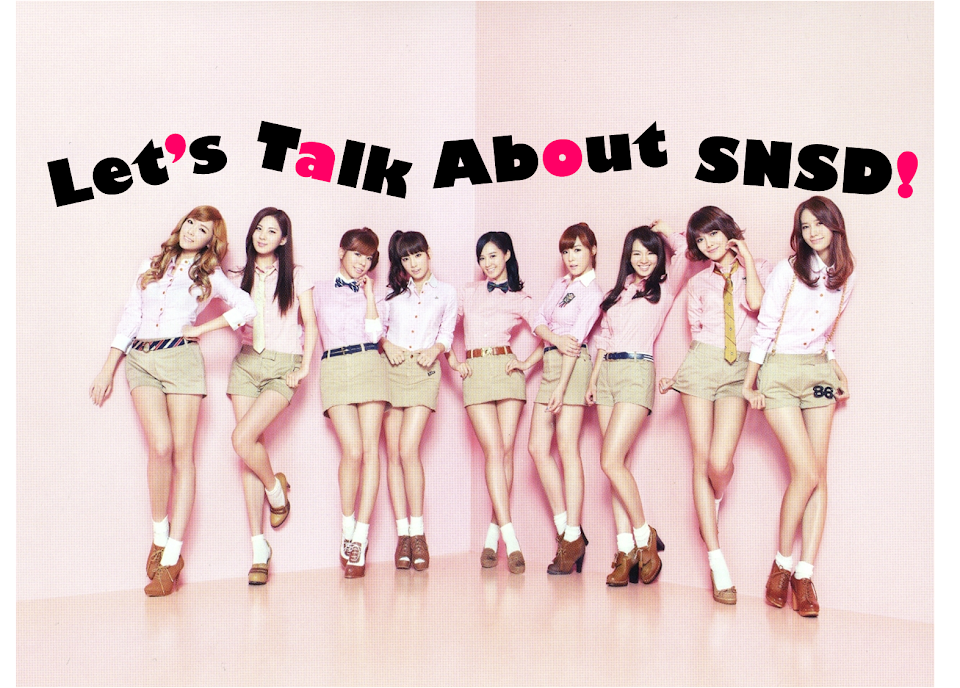 SNSDthings - Let's talk about SNSD!