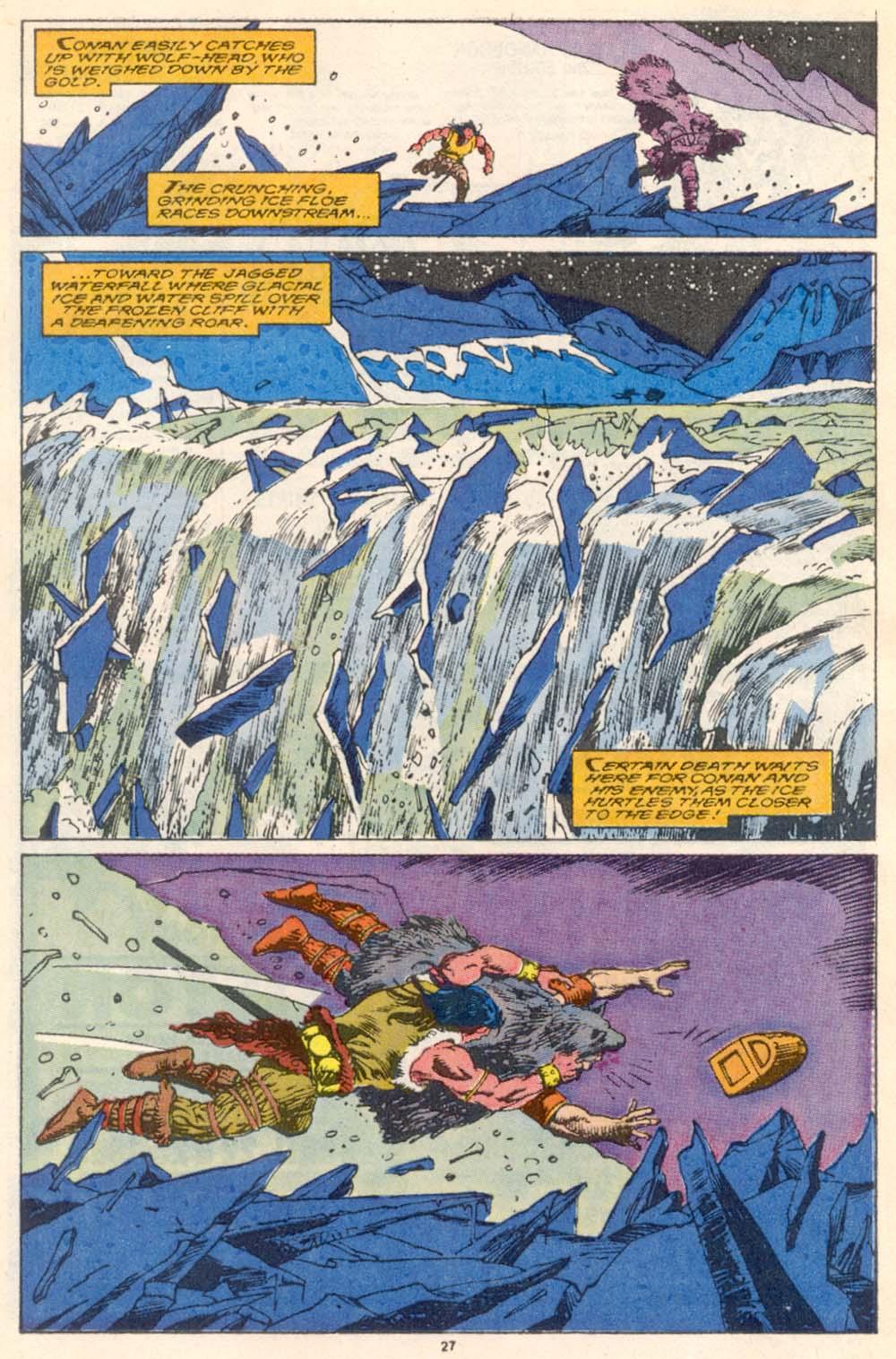 Conan the Barbarian (1970) Issue #220 #232 - English 22