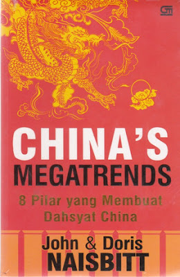 China's Megatrends (8 Pilar yang Membuat Dahsyat China)