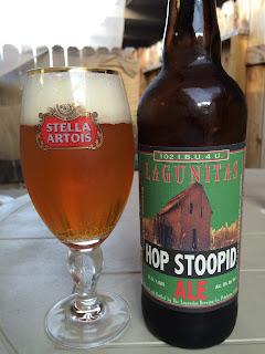 Lagunitas Hop Stoopid Imperial IPA 1