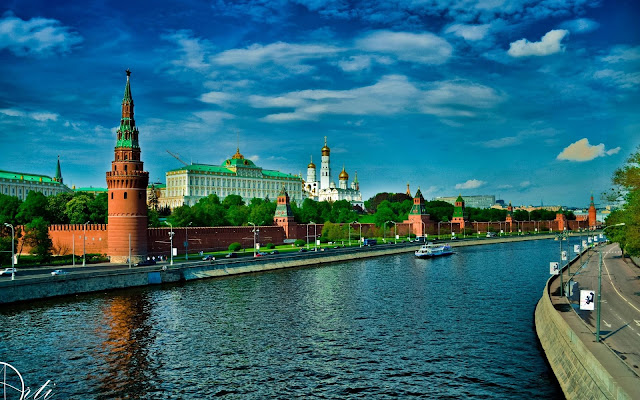 Kremlin Russia Wallpaper HD