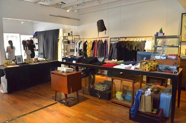 The OffDay fashion shop Bangsar KL Malaysia