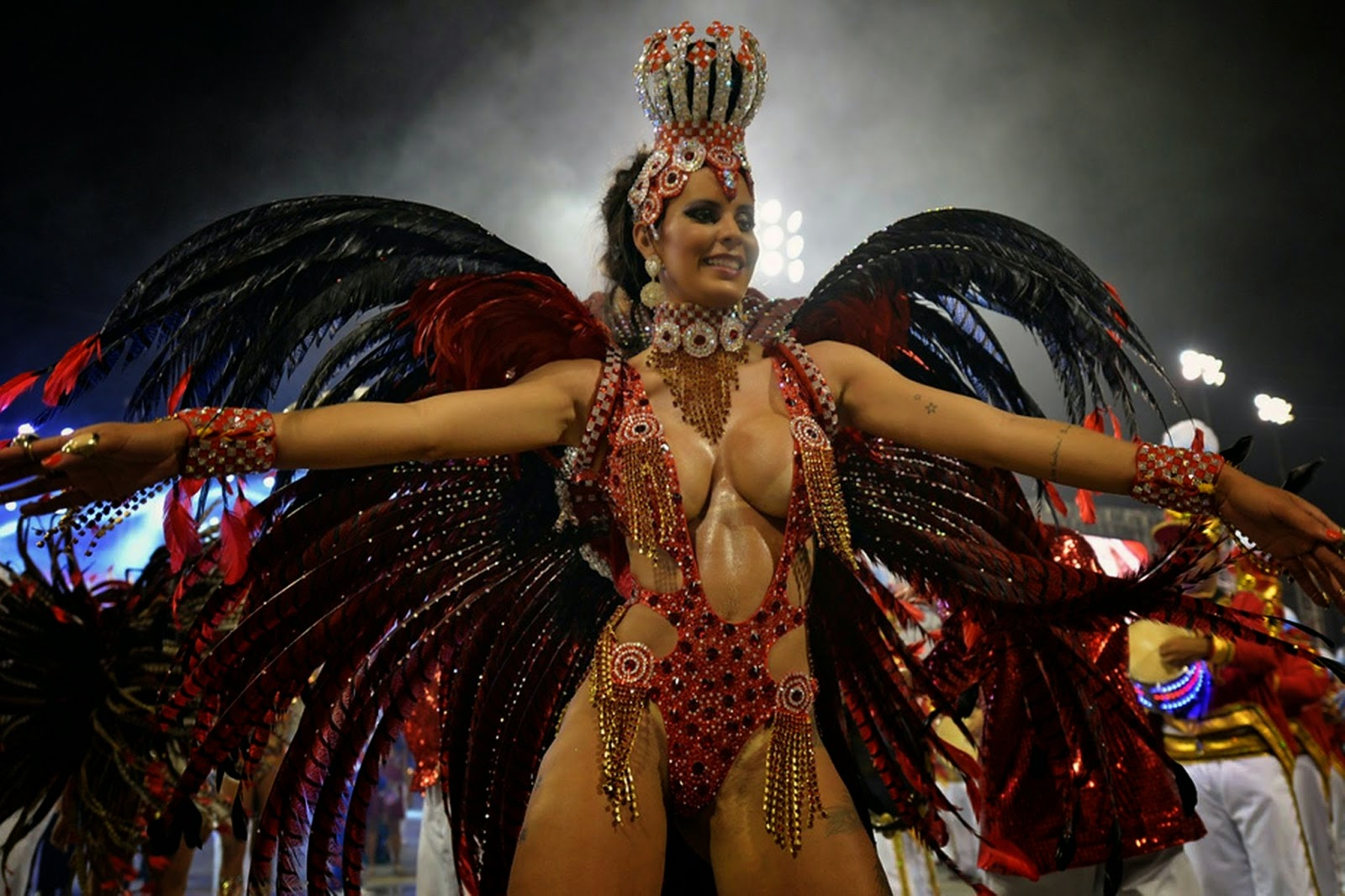 Brasilian Nude Model