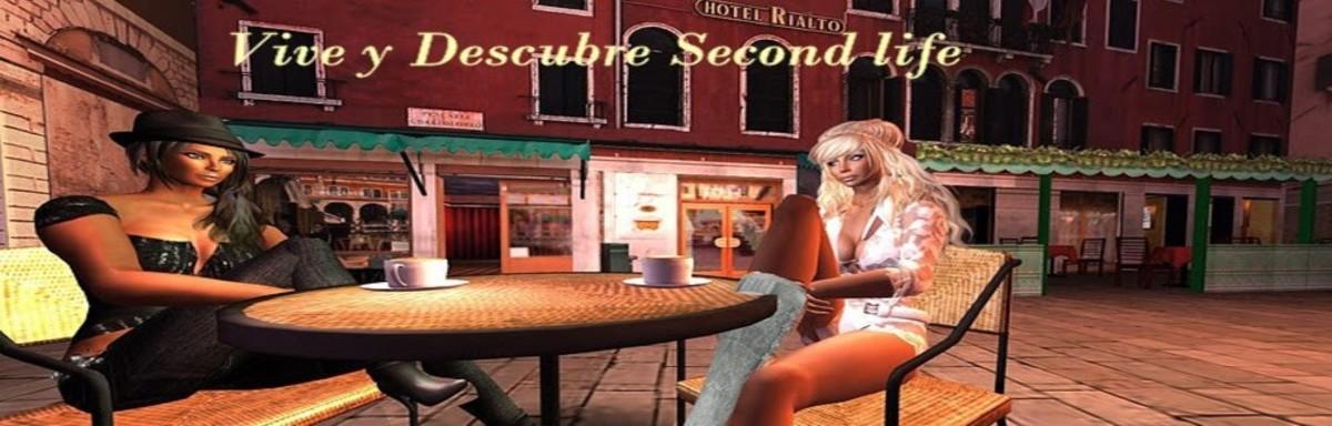 Vive y Descubre Second Life