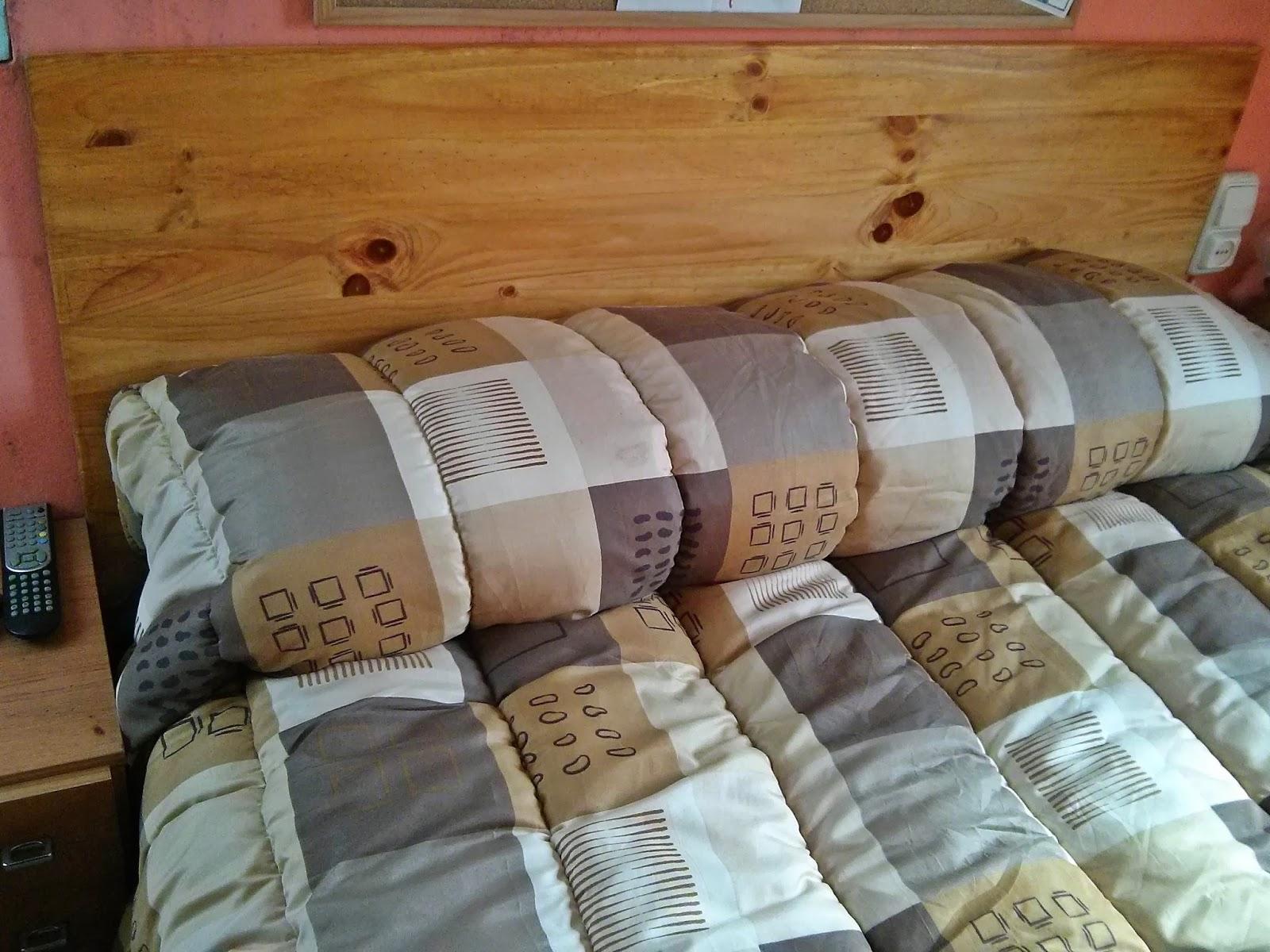 Carpinteria extrema como hacer un cabezal de cama - Como hacer un cabecero de cama economico ...