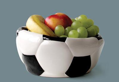 Nutrición y fútbol.