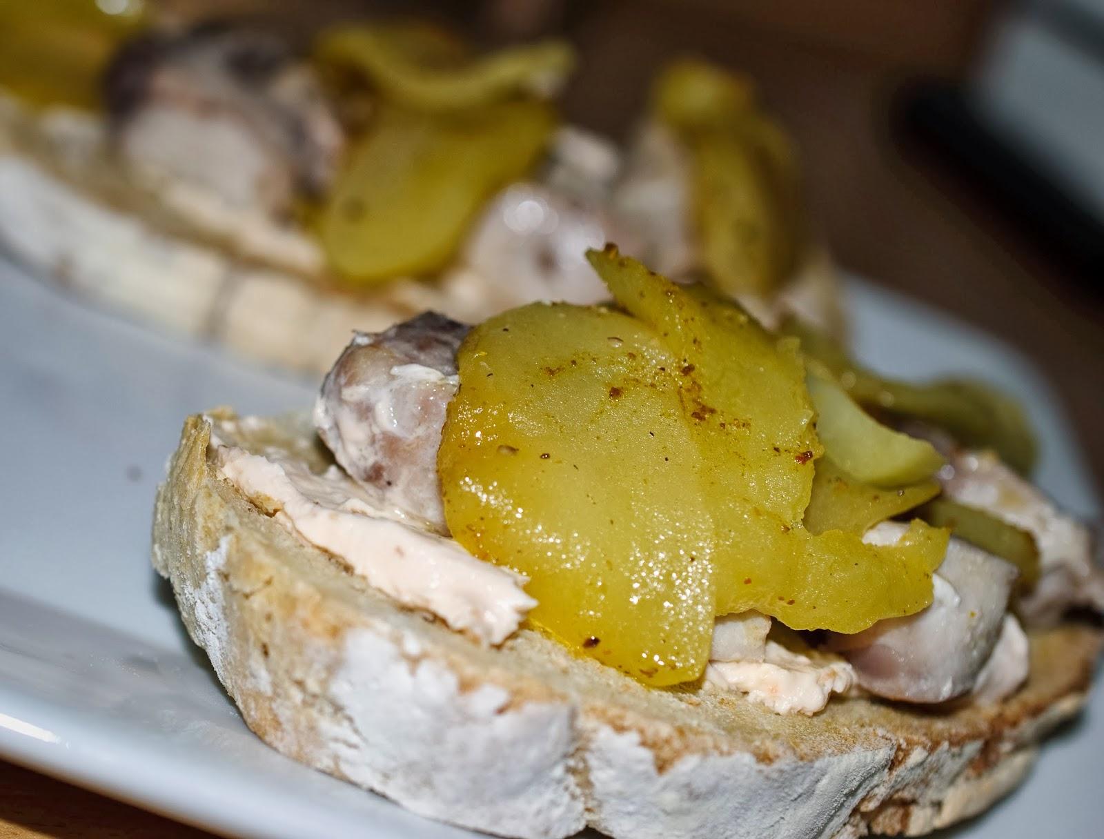 Tostas, sandwich, bonito, tuna, manzana, apple