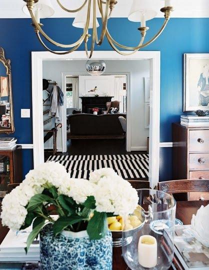 Chicpaint Benjamin Moore Bermuda Blue