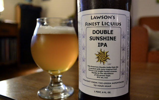 Lawson's Double Sunshine IPA