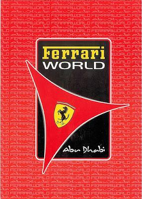 Ferrari World - Emirat Abu Dhabi