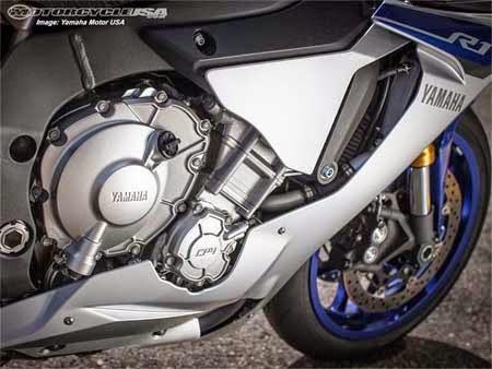 mesin Yamaha R1M 2015