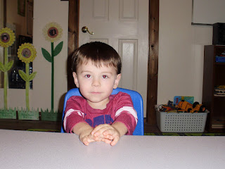 My Grandson (Pre-school, 2nd Year)