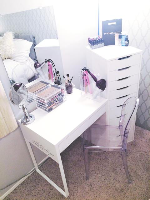 The Beetique DIY IKEA Vanity Trends