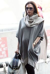 pregnant-and-stylish mom