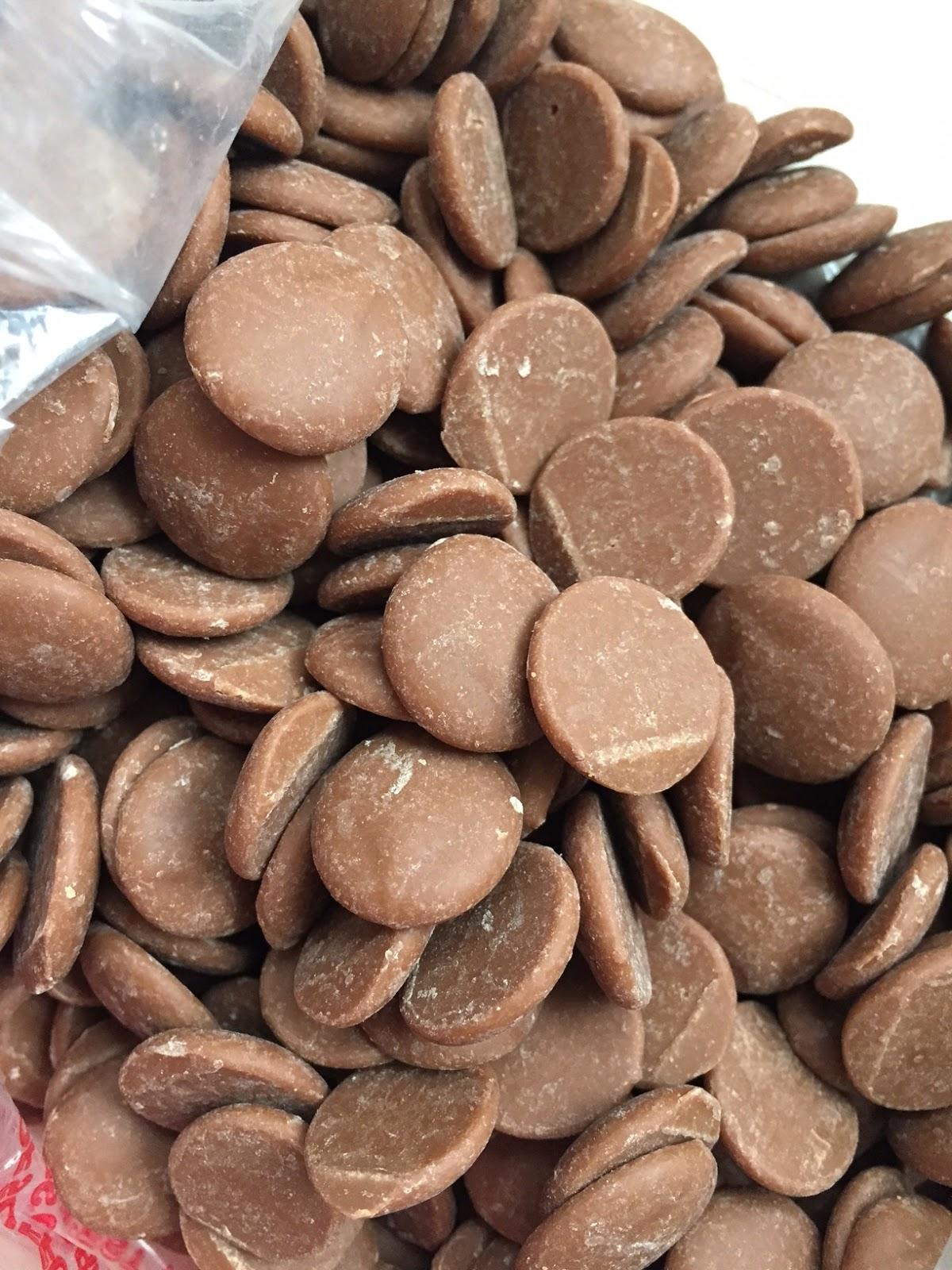 The Ultimate Chocolate Blog: Mmmm...Caramel: Callebaut Belgian ...