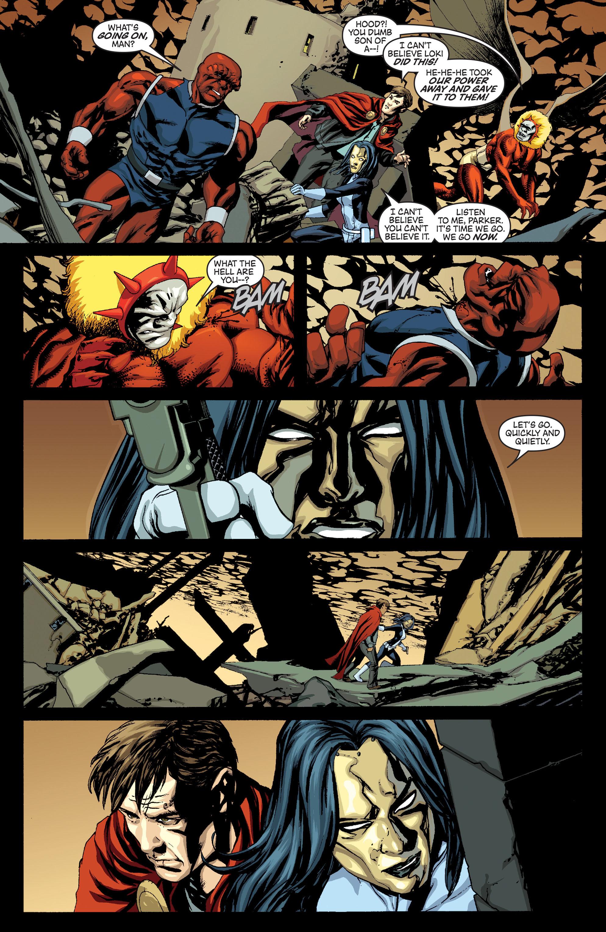 New Avengers (2005) chap 64 pic 17