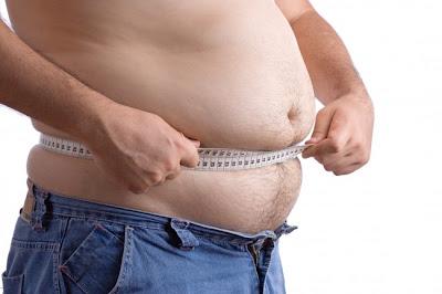 lelaki obesitas