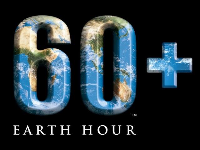 Earth Hour Sydney 2015