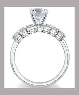 Anillo de compromiso para pedir matrimonio
