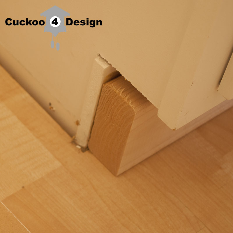 Toe Kick Covering For Kitchen Cabinets