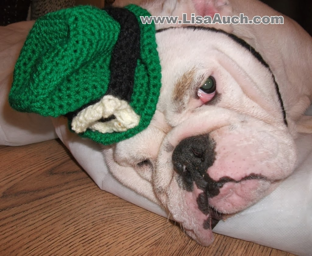 Free Amigurumi Leprechaun Pattern : Free crochet pattern st patricks day mini crochet leprechaun hat