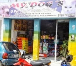 LOJA MY DOG´S - O pet Shop do seu animal!