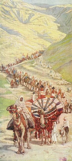 Abram's Caravan