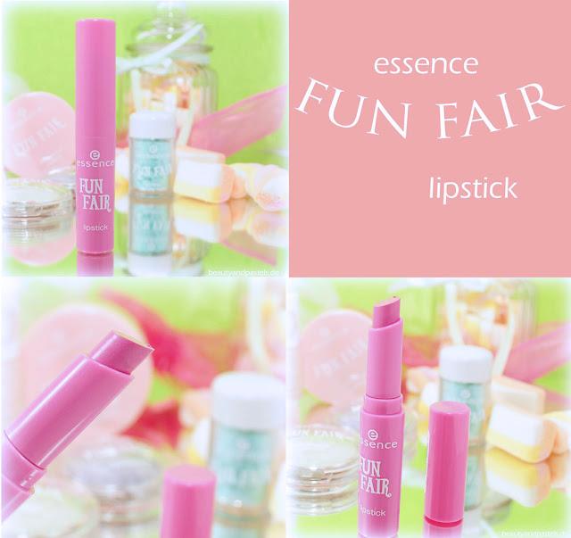 rosa Lippenstift