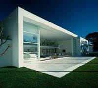 Cubo Blanco de Marcio Kogan Arquitecto