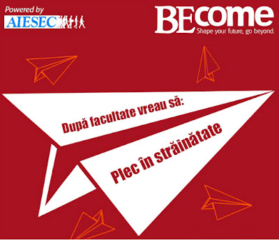 Became - program AIESEC pentru studenti