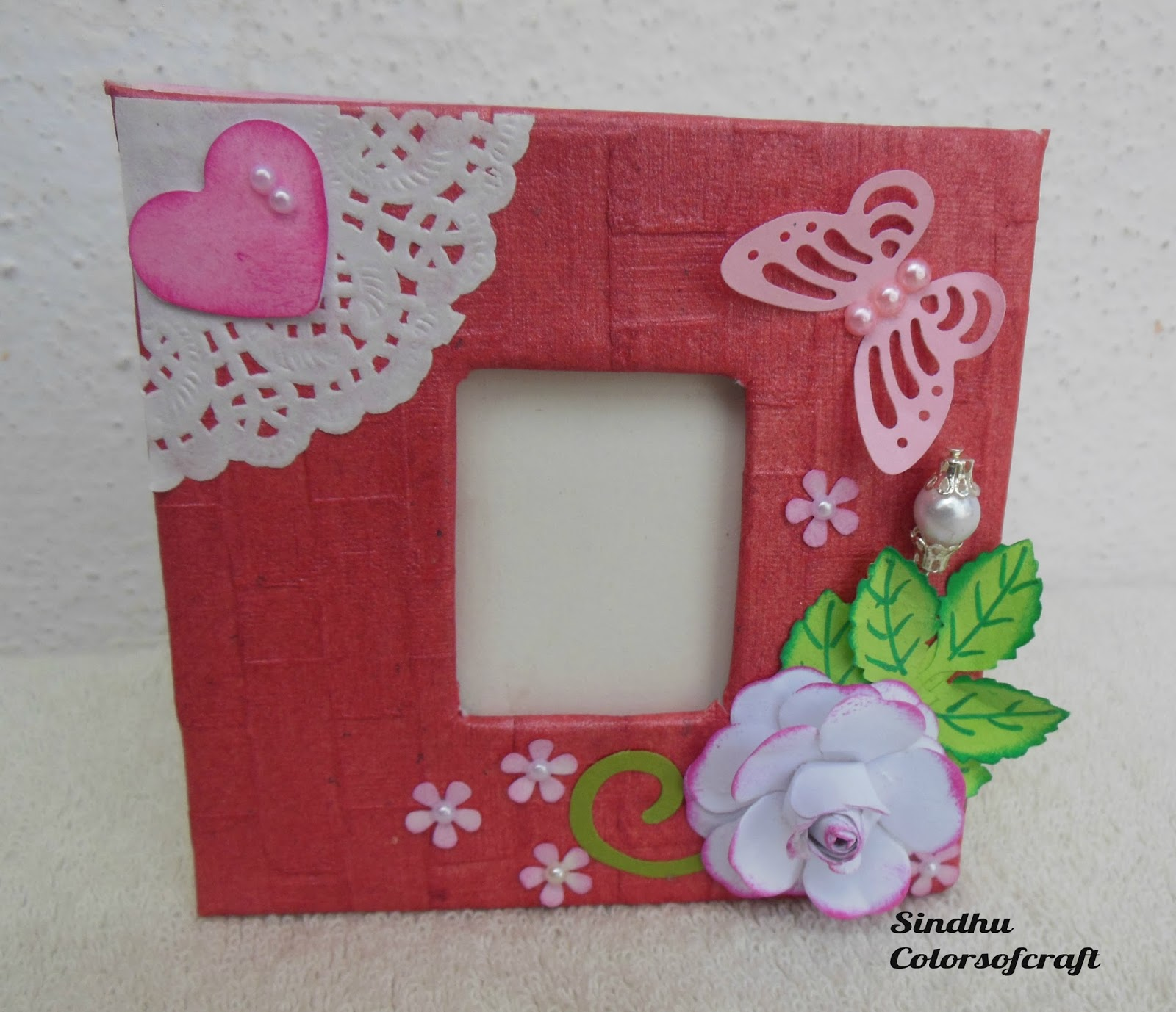Colors of My Crafty World: October 2015