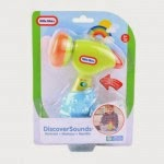 Amazon: Buy Little Tikes Discover Sounds Hammer at Rs.419