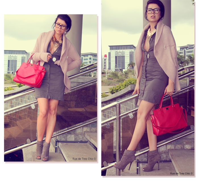 chic fashion outfit style