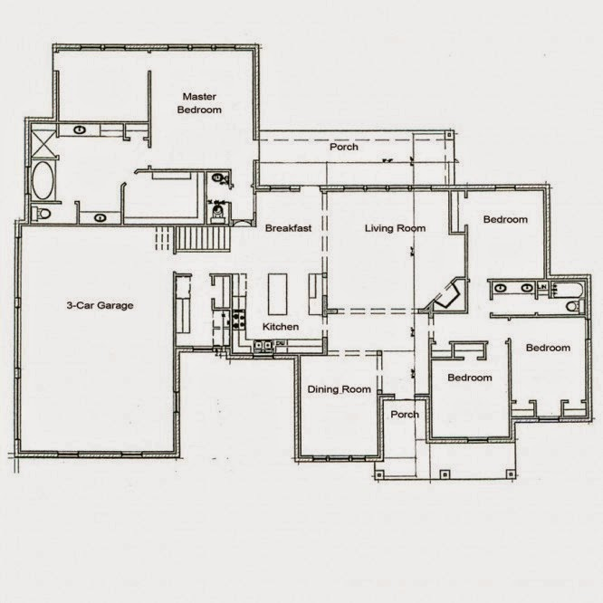 28+ [ architectural designs floor plans ] | architectural house