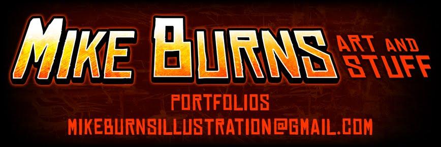 Mike Burns Portfolios