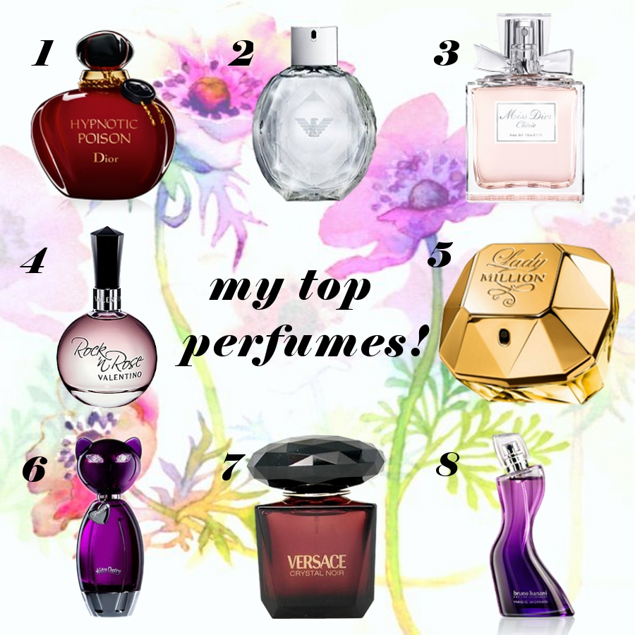 The Secret Passion: WE ALL LOVE PERFUMES