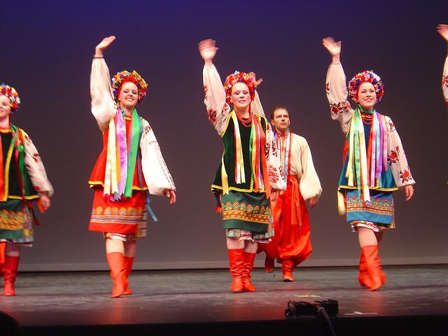 Ukrainian Women Of Ukrainian Dances 23