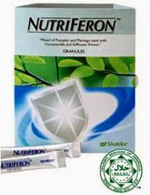 NutriFeron Untuk Denggi